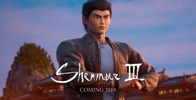 Shenmue 3 Duplicates the duration of the previous games