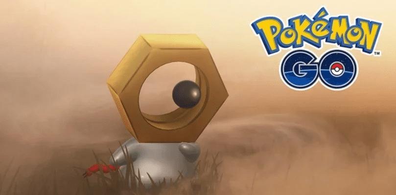 Capturar Meltan Shiny en Pokemon Go