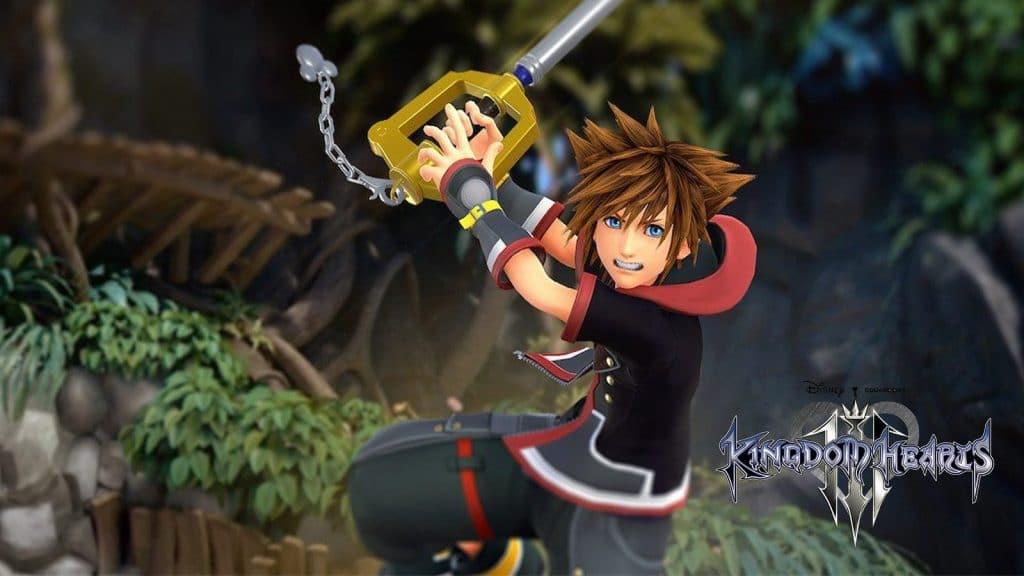 Conseguir Cristales de Manantial en Kingdom Hearts 3