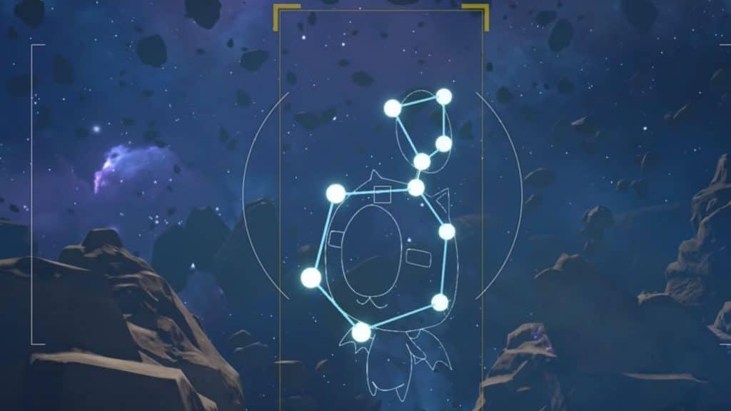 Localización Constelaciones en Kingdom Hearts 3