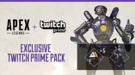 Pack Apex Legends Twitch Prime Gratis