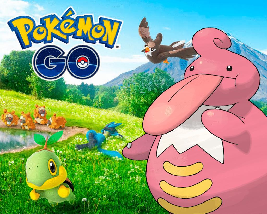 Pokemon Go: Aparece la Cuarta Generación