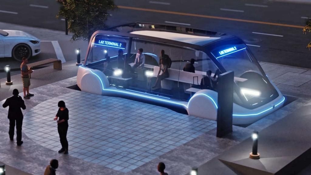 Elon Musk construirá el primer túnel de transporte para uso público