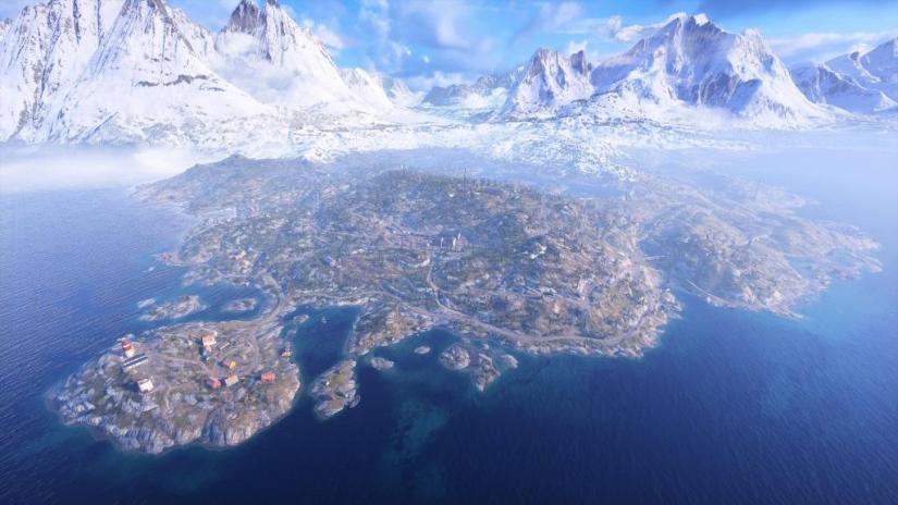 Nuevo Mapa Battlefield V Revelado
