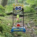 Treecko Grovyle y Sceptile en Pokemon Go