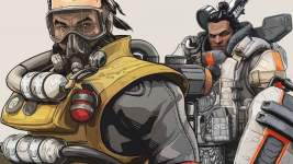 Apex Legends: La actualización 1.1.1 modifica a Caustic y Gibraltar