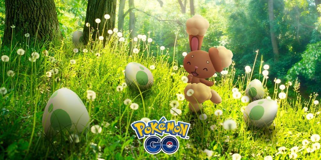 Festival de Primavera Pokemon Go