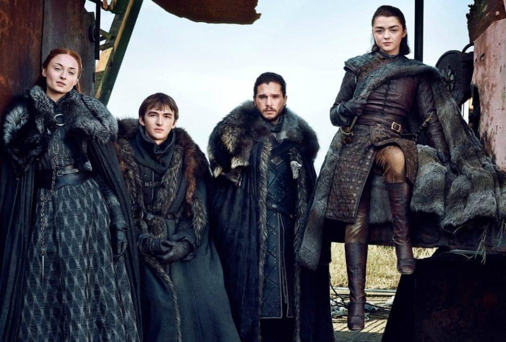 Game of Thrones Arya hizo lo que hizo, ahora qué