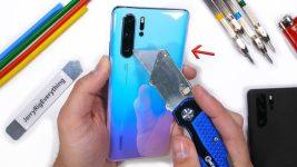 Huawei P30 Pro: Pruebas de durabilidad, ¿aguantará?