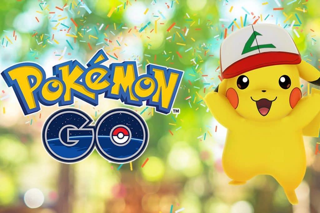 Pokemon Go Cómo capturar Pikachu shiny con gorra de Ash Ketchum