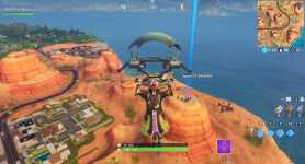 Fortnite: Dónde encontrar Fortbyte 81