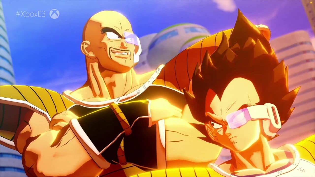 E3 2019 Dragon Ball Z Kakarot presenta su Tráiler Gameplay