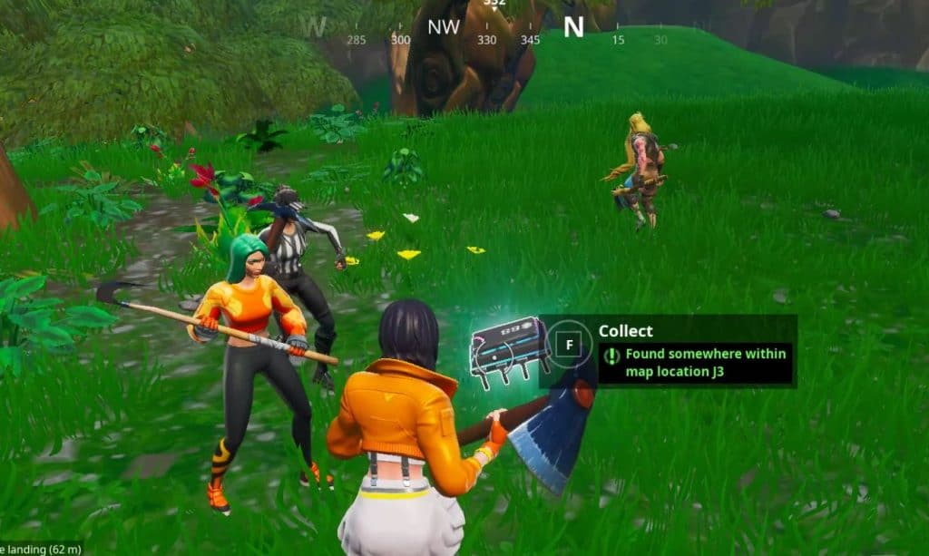 Fortnite Dónde encontrar el Fortbyte 88