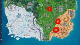 Fortnite: Donde encontrar Flotadores de Unicornio