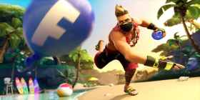 Fortnite: Golpear a un Jugador con Globo de Agua - Desafío 14 Días de Verano