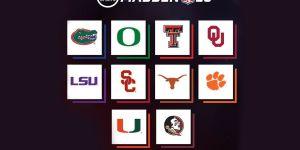 NCAA vuelva al Madden NFL 20