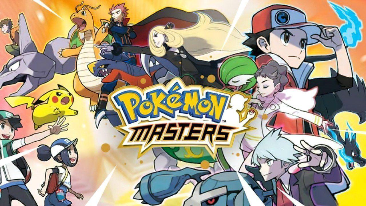 Pokemon Masters Todos los Entrenadores Confirmados y sus Compañeros