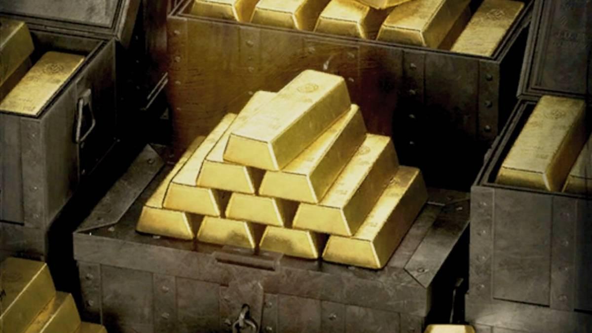 Red Dead Redemption 2 Donde encontrar lingotes de oro