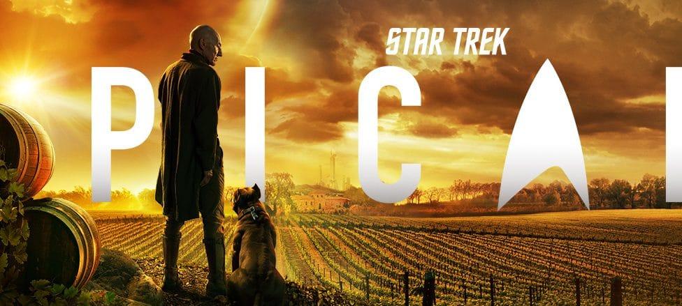 Star Trek Picard Tráiler de las aventuras del oficial Jean-Luc Picard