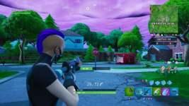 Fortnite: Destruye Señales de Stop con Traje de Catalizadora- Desafíos Viaje de Carretera