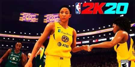 WNBA en el NBA 2k20