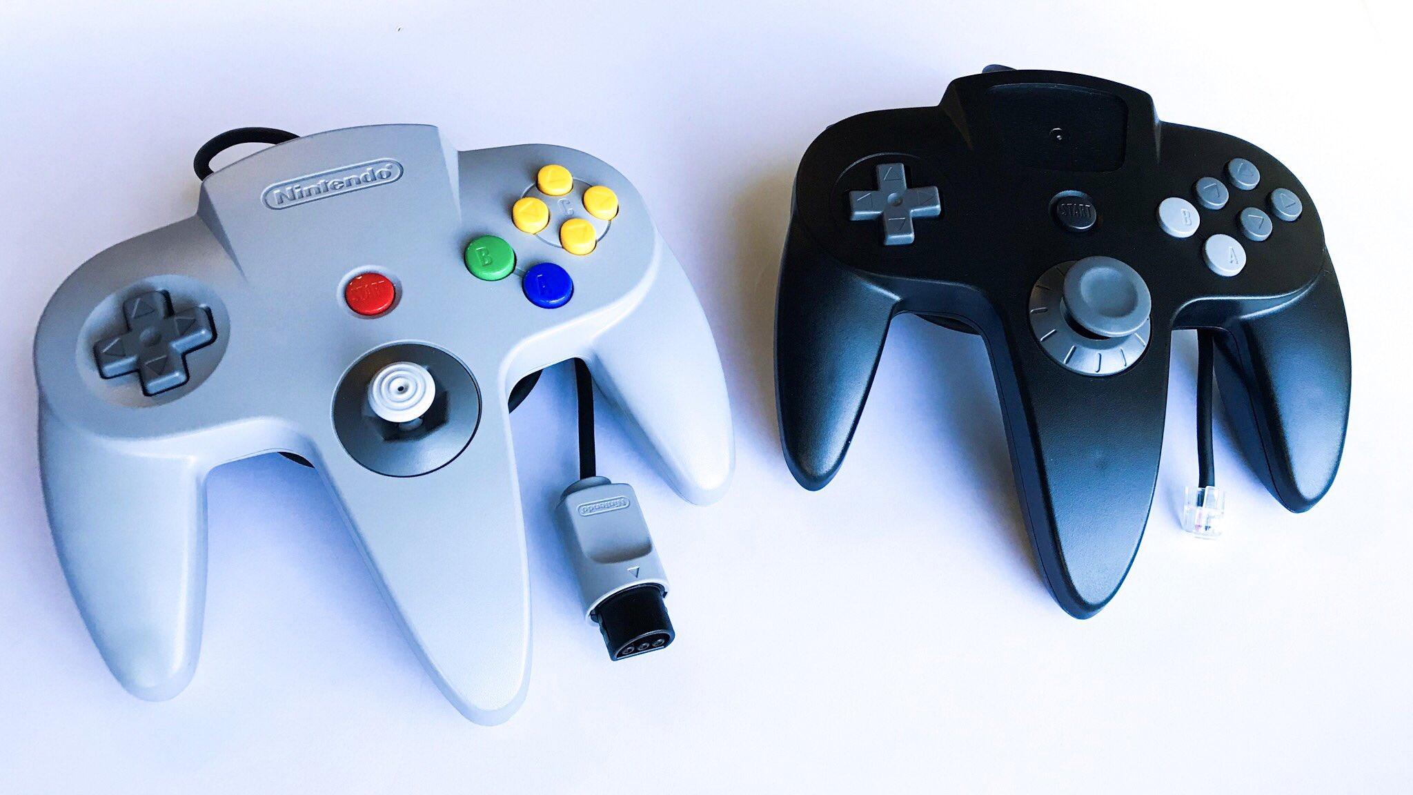 Nintendo 64 El Prototipo de Joystick que no se utilizó