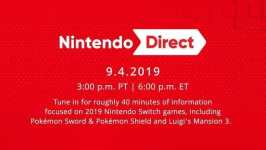 Nintendo Direct anunciado para hoy