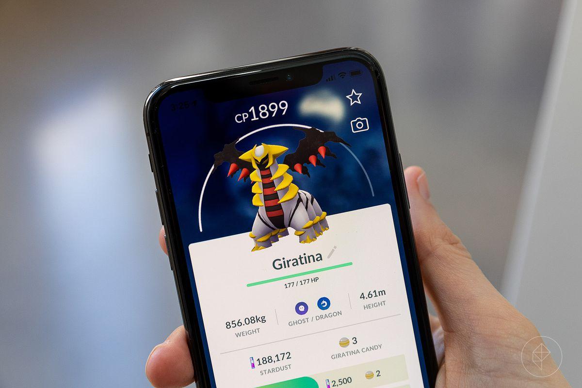 Pokemon Go Giratina: Cómo atrapar, Counters, y Giratina Brillante forma alterada