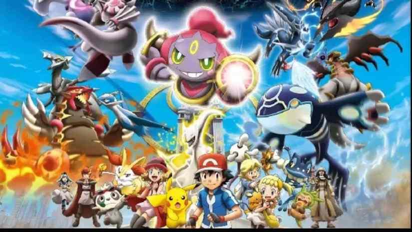 pokemon hoopa pelicula completa en español