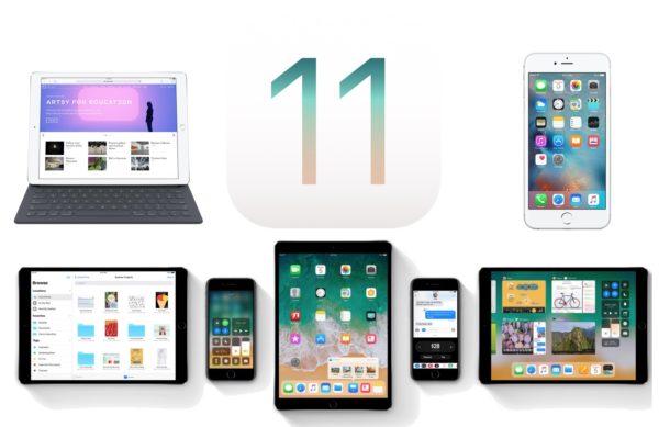 Cómo actualizar tu iPhone o iPad a iOS 11