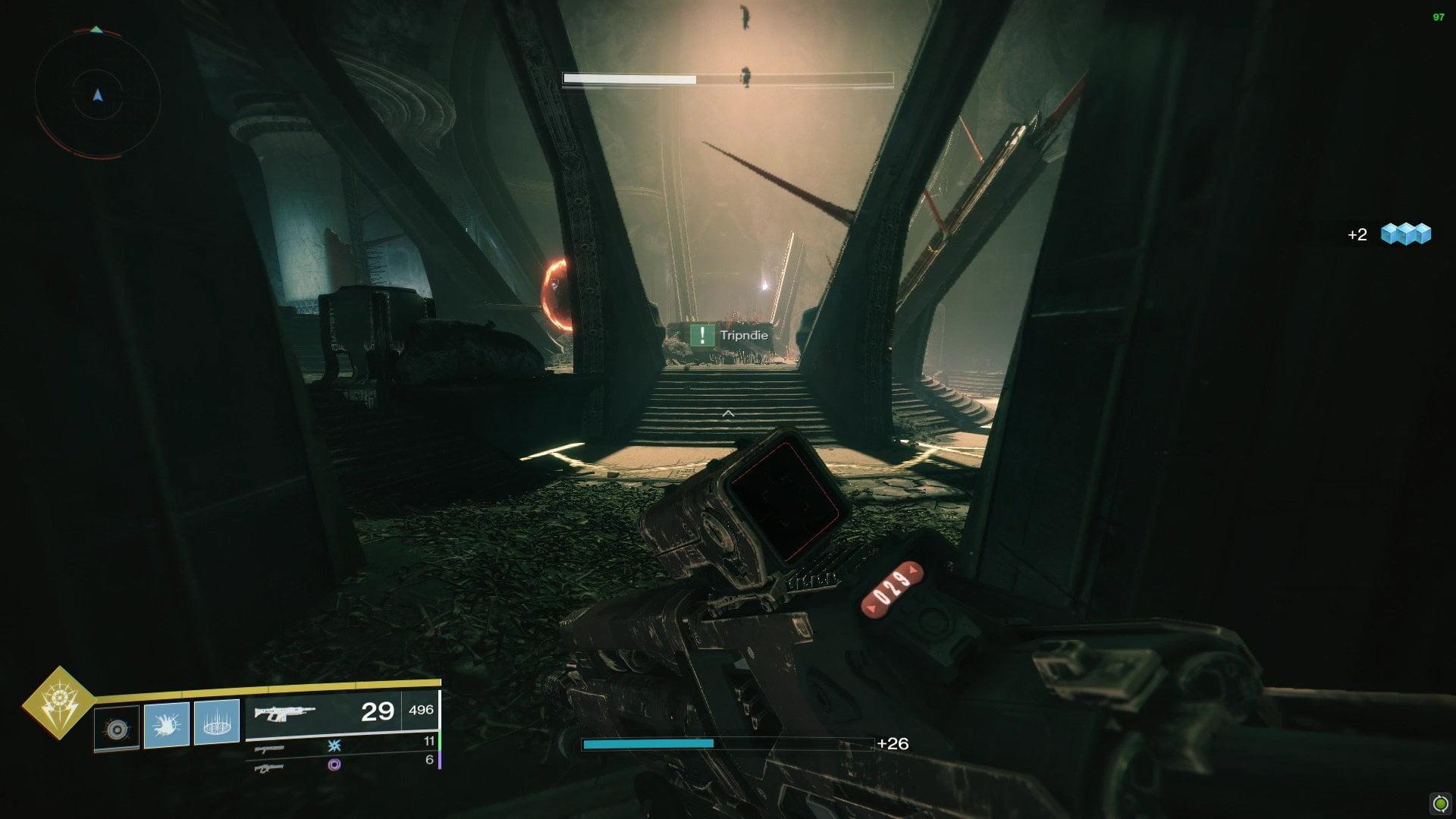 Destiny 2 Cómo llegar a la Cámara de la Noche