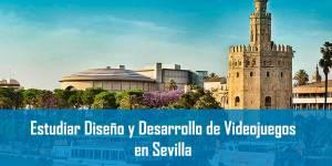 Estudiar Diseño y Desarrollo de Videojuegos en Sevilla