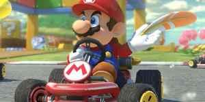 Mario Kart Tour Cómo usar 30 mini turbos en una carrera