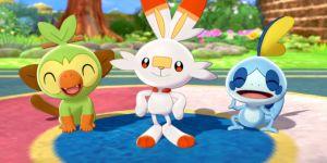 Pokemon Espada y Escudo La personalidad de sus Iniciales