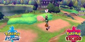 Pokemon Espada y Escudo Ponyta Galar