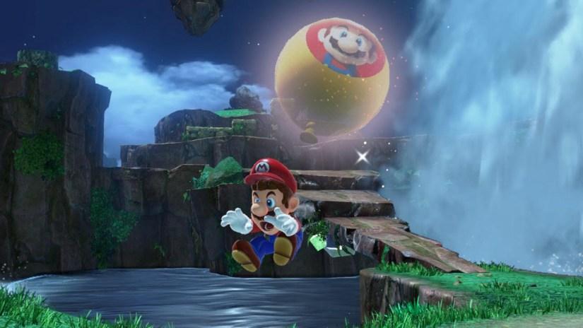 Top 2 - Super Mario Odyssey