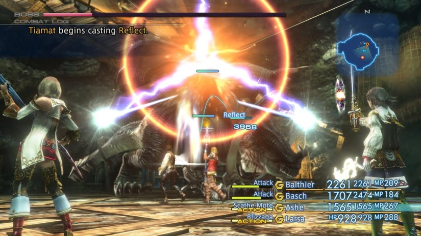 Top 9 - Final Fantasy 12: The Zodiac Age