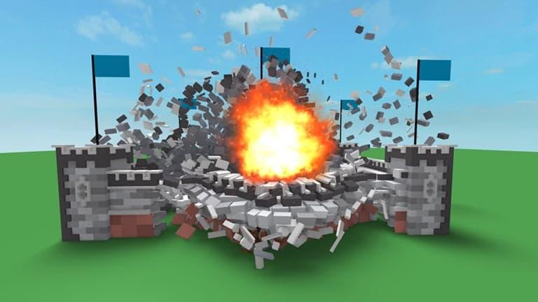 Destruction Simulator Codes