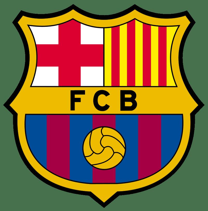 Logotipo del FC Barcelona para Dream League Soccer