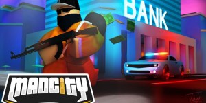 Mad City Roblox Codes
