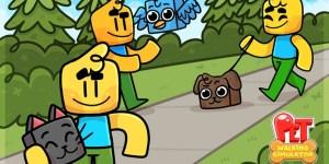Pet Walking Simulator Codes