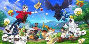 Pokemon Espada y Escudo Cómo desactivar el Repartir Experiencia