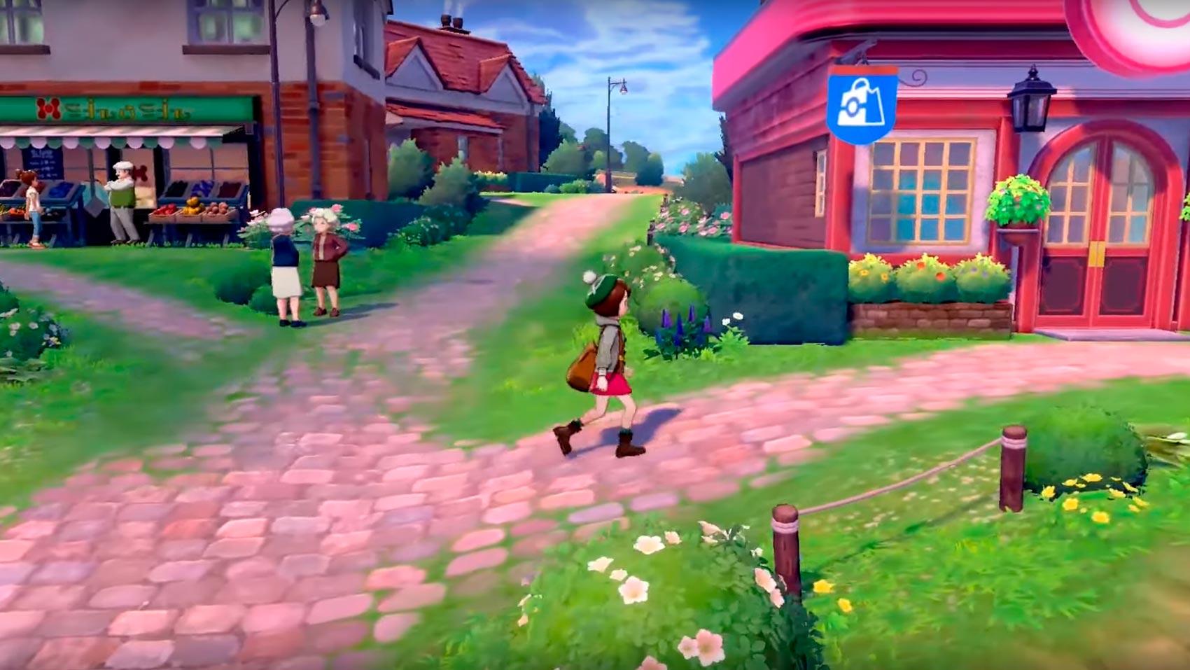 Pokemon Espada y Escudo avance trailer