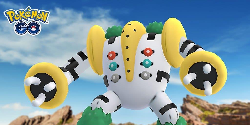 Pokemon Go: Misión de Regigigas (Un descubrimiento colosal) fecha y recompensas