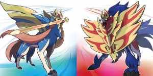 Pokemon Sword and Shield Full Pokedex of Galar
