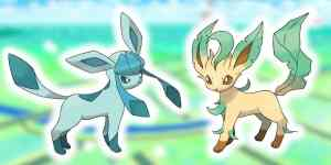 Pokemon Sword and Shield How to Get Glaceon and Leafeon