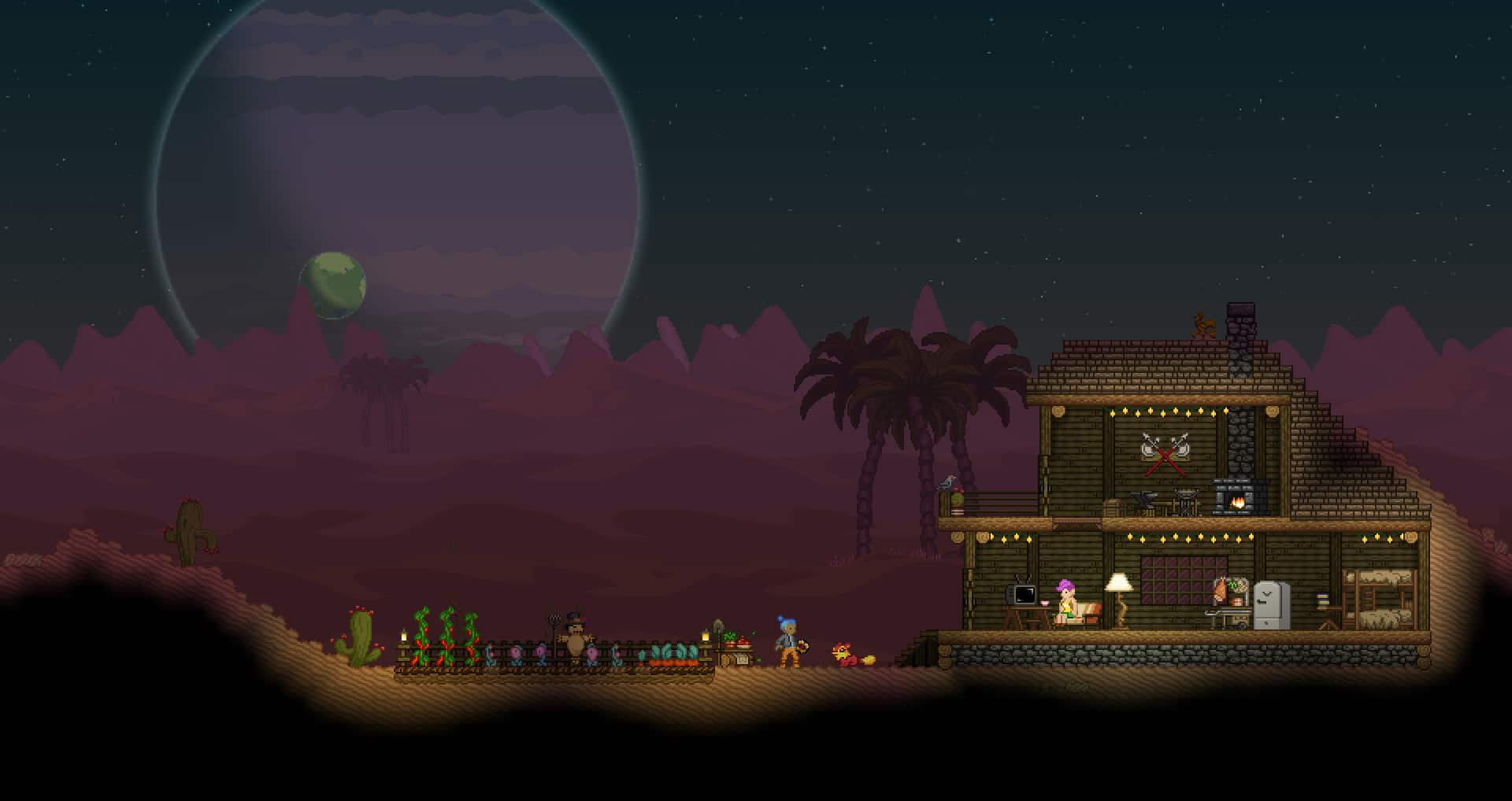 Starbound Cheats and Codes