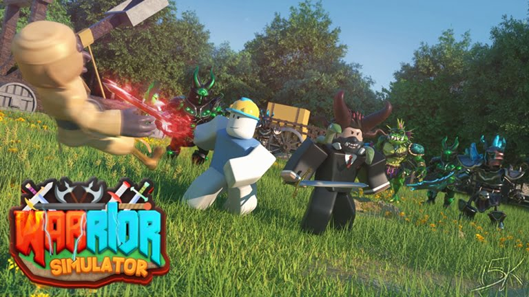 Warrior Simulator Codes Full List July 2020 We Talk About Gamers