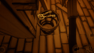 Bendy-and-the-Ink-Machine-Chapter-2-keys-to-Wallys-Closet-Unlock