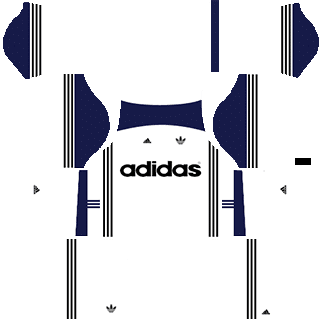 Uniforme de Adidas para Local - Kits de Dream League Soccer